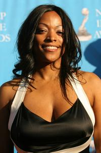 Kellita Smith at the 38th annual NAACP Image Awards.