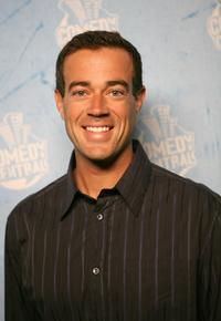 Carson Daly at the Comedy Central's 2007 Emmy Party.