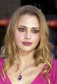 Estella Warren at the premiere of