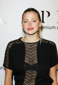 Estella Warren at the Grand Opening of