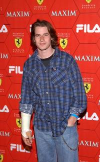 Brendan Fehr at the Maxim
