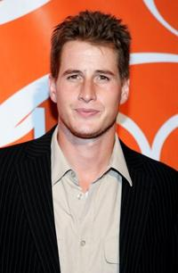 Brendan Fehr at the CSI Miami 100th Episode Party.