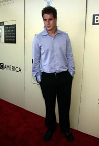 Brendan Fehr at the BAFTA/LA-Academy of Television Arts and Sciences Tea Party.