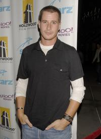 Brendan Fehr at the 2007 Hollywood Film Festival premiere of