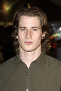 Brendan Fehr at the California premiere of