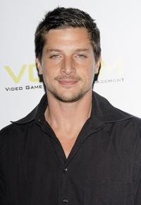 Simon Rex at the Inside E3 2005, an Interactive Entertainment party.
