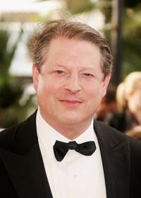 Al Gore at the premiere of
