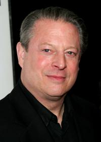 Al Gore at the opening night premiere of