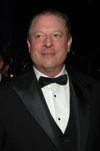 Al Gore at the HBO Emmy after party.