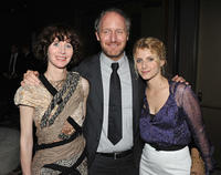 Miranda July, director Mike Mills and Melanie Laurent at the after party of the New York premiere of