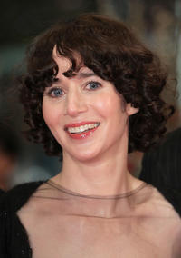 Miranda July at the red carpet of the premiere of