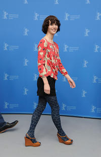 Miranda July at the photocall of