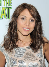 Elizabeth Rodriguez at the after party of the Broadway opening night of