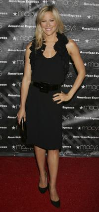 Brittany Daniel at the Macys Passport auction and fashion show.