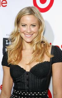 Brittany Daniel at the Los Angeles Film Festival Spirit of Independence Award Ceremony Honoring Charlize Theron.