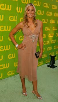 Brittany Daniel at the CW Launch Party.