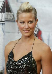 Brittany Daniel at the 2004 MTV Movie Awards.