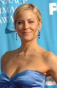 Brittany Daniel at the 38th annual NAACP Image Awards.