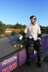 Bob Burnquist in
