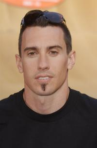 Carey Hart at the premiere of