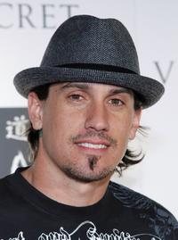 Carey Hart at the after party for Victorias Secrets debut of the What is Sexy 2007 list.