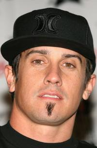 Carey Hart at the Inaugural Arbys Action Sports Awards.
