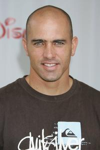Kelly Slater at the