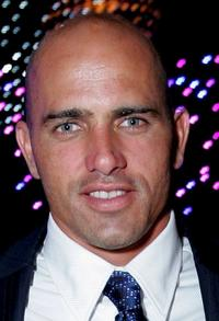 Kelly Slater at the Grand Prix Ball during the 2007 FORMULA 1TM ING Australian Grand Prix.