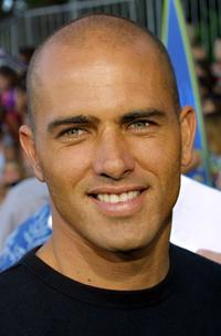 Kelly Slater at the 2003 Teen Choice Awards.