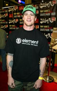 Mike Vallely at the DVD premiere of