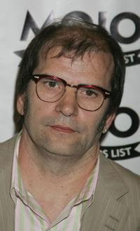 Steve Earle at the MOJO Honours List 2005.