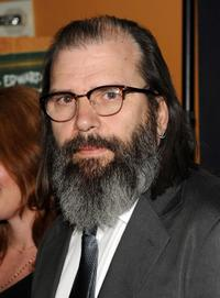 Steve Earle at the special screening of
