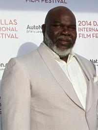 Producer T.D. Jakes at the World premiere of