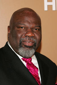 T.D. Jakes at the CNN Heroes: An All-Star Tribute in New York.