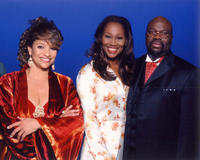 Debbie Allen, Yolanda Adams and T.D. Jakes at the United Negro College Fund Television Special