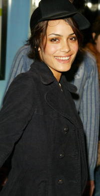 Shannyn Sossamon at a screening of