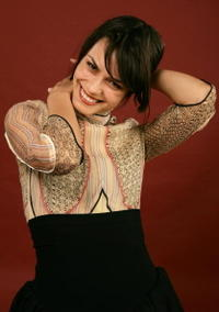 Shannyn Sossamon at the AFI Fest 2006 Portrait Session For