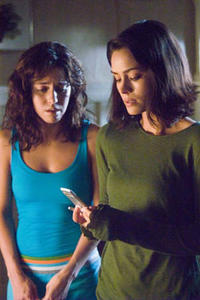 Ana Claudia Talancon and Shannyn Sossamon in