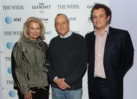 Candice Bergen, Andre Gregory and Malle Coutie at the screening of
