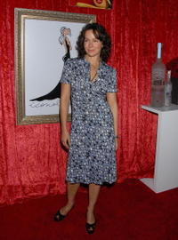 Jennifer Grey at the celebration of