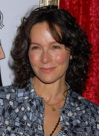 Jennifer Grey at the celebration for