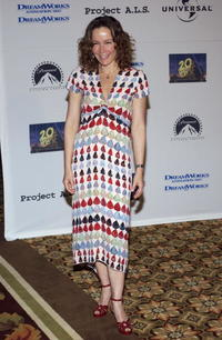 Jennifer Grey at the 5th Annual Project A.L.S. Benefit Gala.