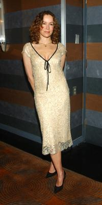 Jennifer Grey at the Atlantic Theater Company's 2005 Spring Gala at the Rainbow Room.