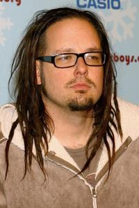 Jonathan Davis at the Stuff Magazine's Toys for Bigger Boys Party.