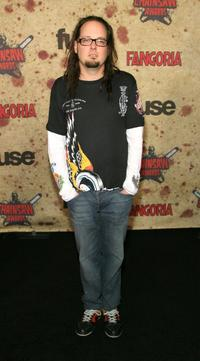 Jonathan Davis at the Fuse Fangoria Chainsaw Awards 2006.