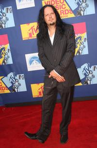 Jonathan Davis at the 2008 MTV Video Music Awards.