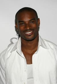 Tyson Beckford at the Jacob and Co. Sneaker Launch during the Olympus Fashion Week.