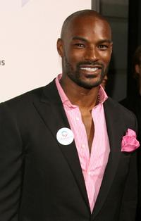 Tyson Beckford at the Bravos First A-List Awards Show.