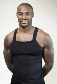 Tyson Beckford at the 3rd Thisday Africa Rising Festival.