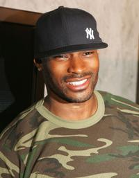 Tyson Beckford at the after party of the premiere of